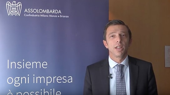 Andrea Dell'Orto presenta Industria 4.0